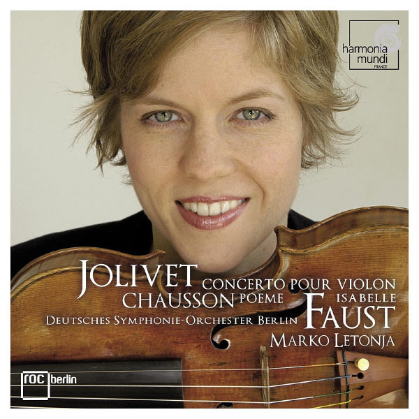Isabelle Faust - Jolivet: Concerto for violin and orchestra