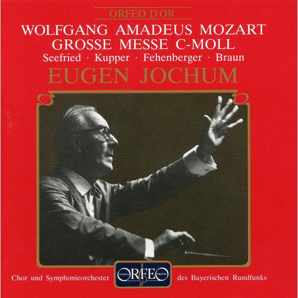 "Irmgard Seefried - Mozart: Mass in C Minor, K. 427 ""Great"""