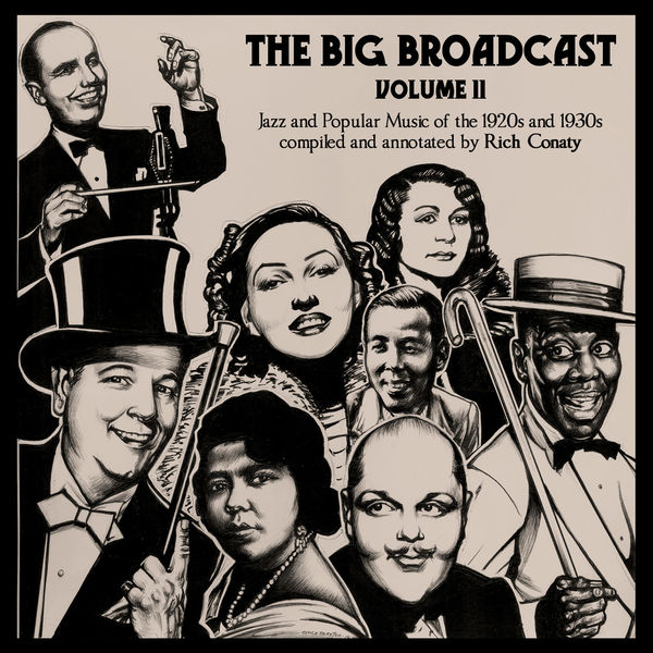 Various Artists - The Big Broadcast, Vol. 11: Jazz and Popular Music of the 1920s and 1930s
