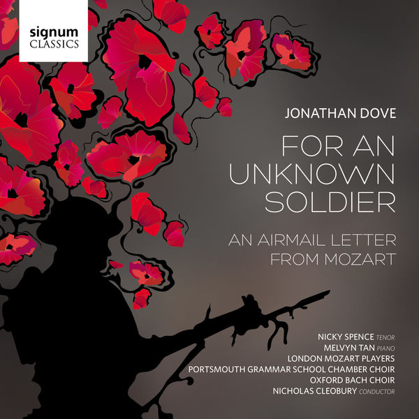 London Mozart Players - Jonathan Dove: For an Unknown Soldier