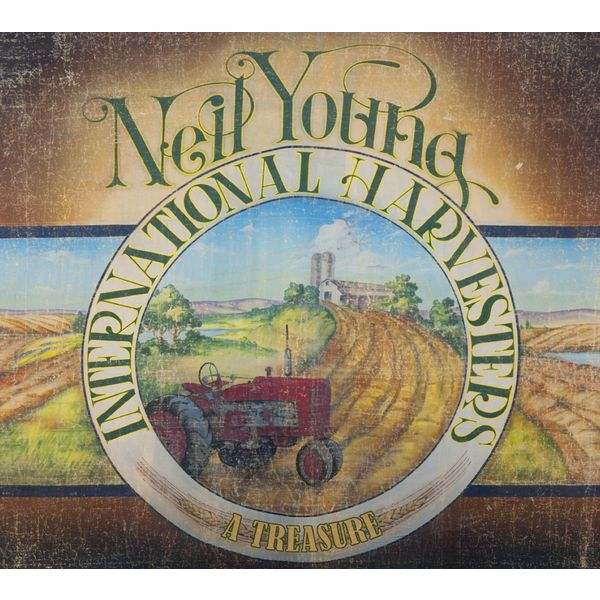Neil Young International Harvesters - A Treasure (Deluxe Edition)