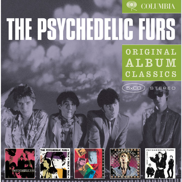 The Psychedelic Furs - The Psychedelic Furs - Talk Talk Talk - Forever Now - Mirror Moves - Midnight to Midnight