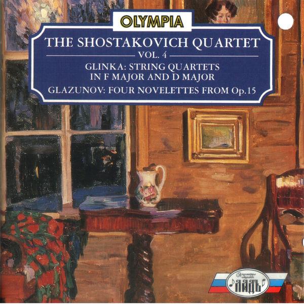 Mikhail Glinka - Glinka & Glazunov: Chamber Music