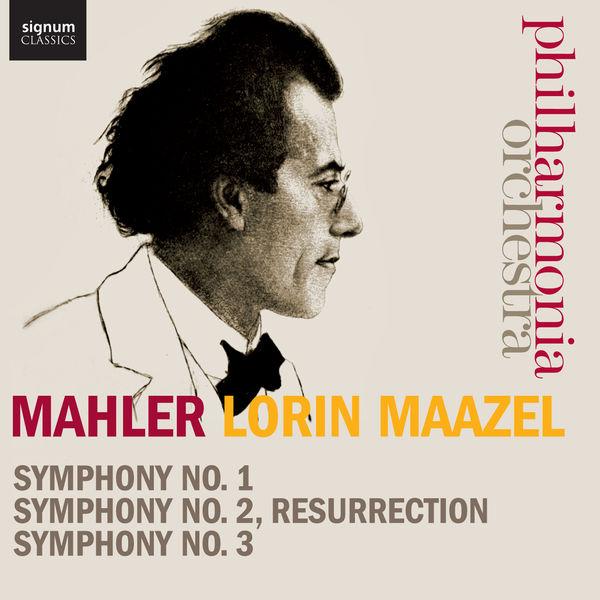 Gustav Mahler - Mahler: Symphonies Nos. 1-3