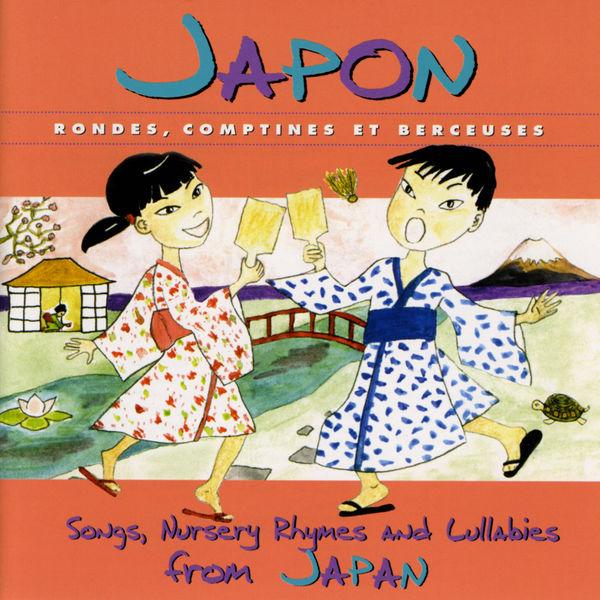 Sakura - Japon: Rondes, comptines et berceuses