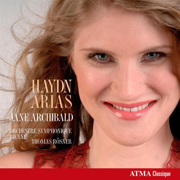 Jane Archibald - Joseph Haydn : Arias d'opéras