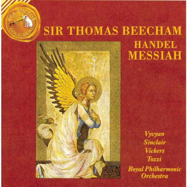Thomas Beecham - Handel: Messiah