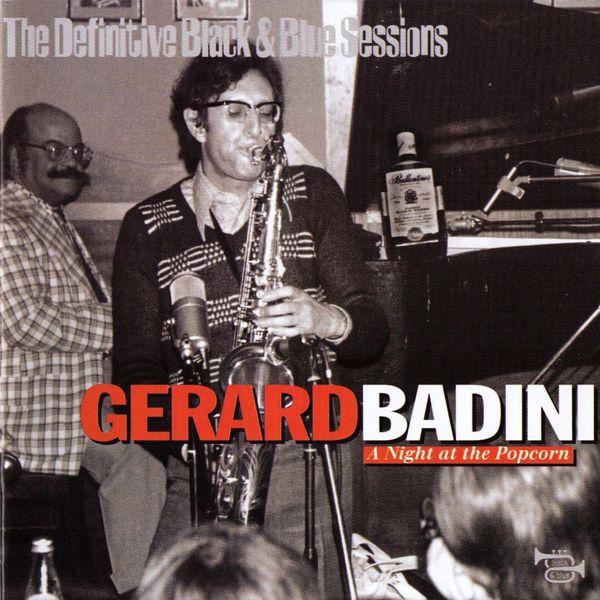 Gérard Badini - A night at the Popcorn (Geneva, Switzerland 1975)