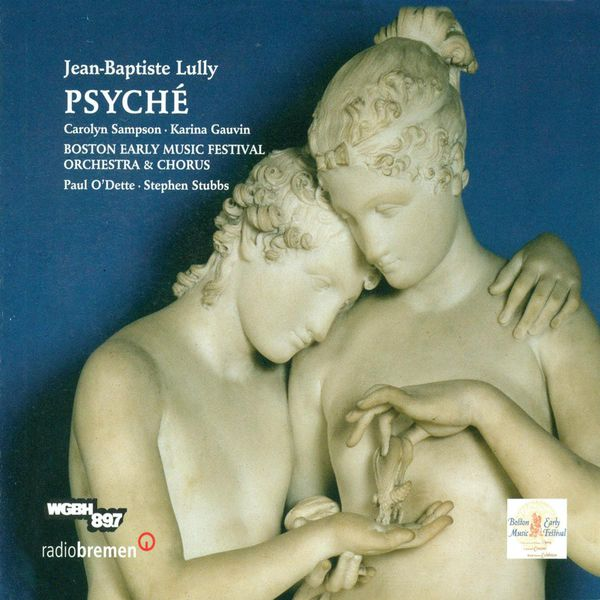 Paul O'Dette - Lully, J.-B.: Psyche [Opera]