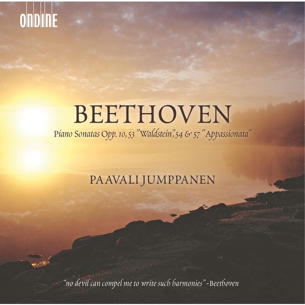 """Paavali Jumppanen - Beethoven : Piano Sonatas """"Waldstein"""", """"Appassionata""""..."""