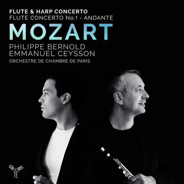 Philippe Bernold - Mozart: Flute & Harp Concerto