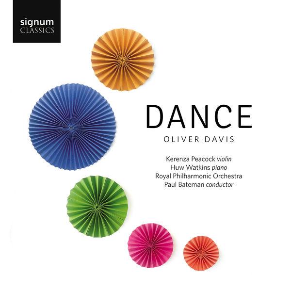 Kerenza Peacock - Oliver Davis: Dance