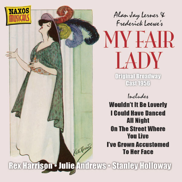 Julie Andrews - My Fair Lady
