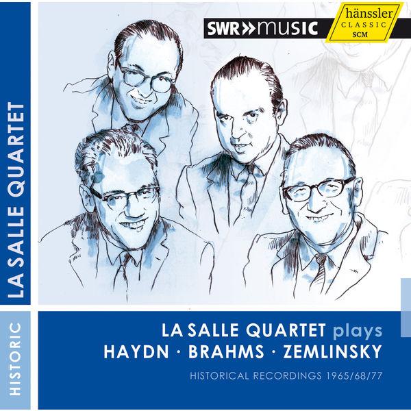 LaSalle Quartet - Haydn, Brahms & Zemlinsky: String Quartets