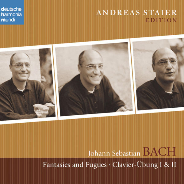 Andreas Staier - J.Seb. Bach: Works for Harpischord
