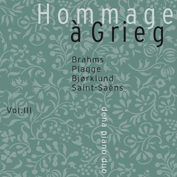 Dena Piano Duo - Hommage à Grieg vol. III