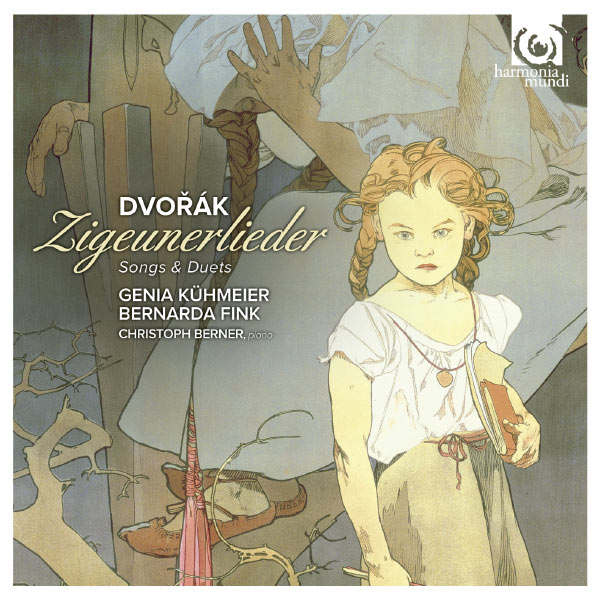 Bernarda Fink - Anton Dvorák : Zigeunerlieder, Songs & Duets (Chansons & Duos)