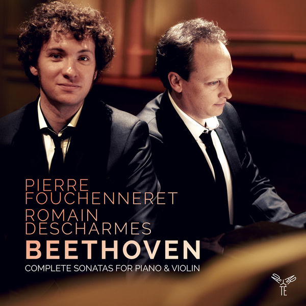 Pierre Fouchenneret - Beethoven : Complete Sonatas for Piano & Violin