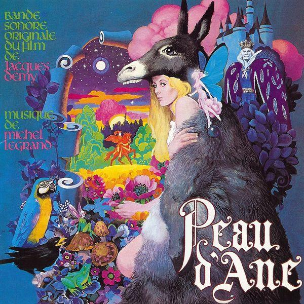 Michel Legrand - Peau d'âne - Bande Originale du Film de Jacques Demy (1970)