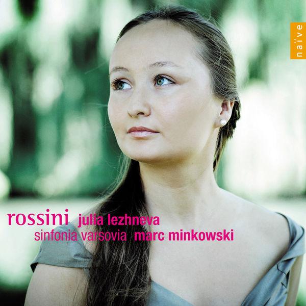 Julia Lezhneva - Rossini : Airs d'opéra