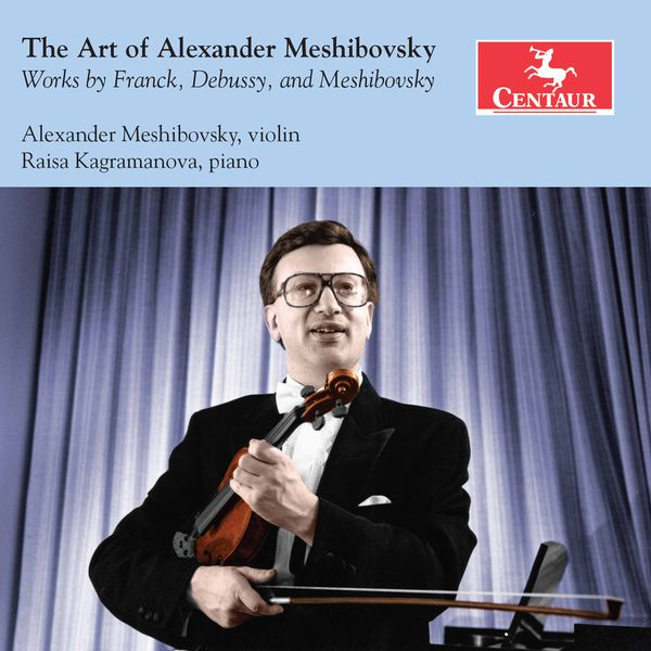 Alexander Meshibovsky - The Art of Alexander Meshibovsky