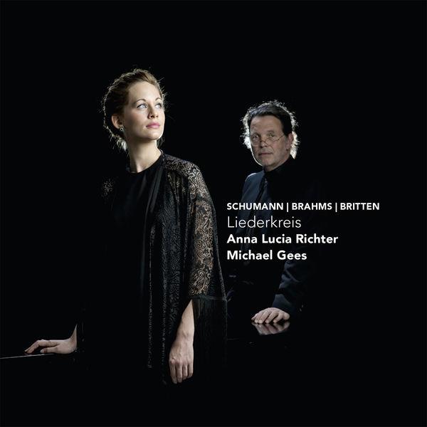 Anna Lucia Richter - Schumann : Liederkreis