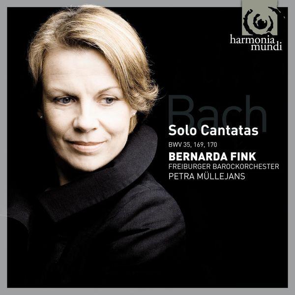 Bernarda Fink - J.S. Bach : Cantatas for alto