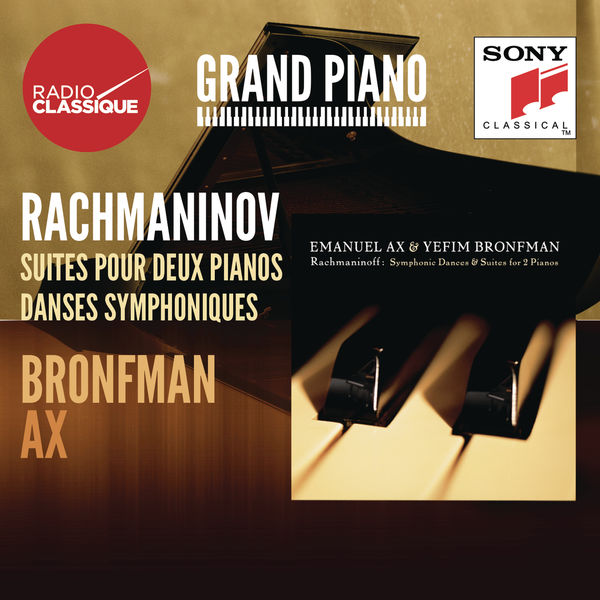 Emanuel Ax - Rachmaninoff: Symphonic Dances & Suites for 2 Pianos