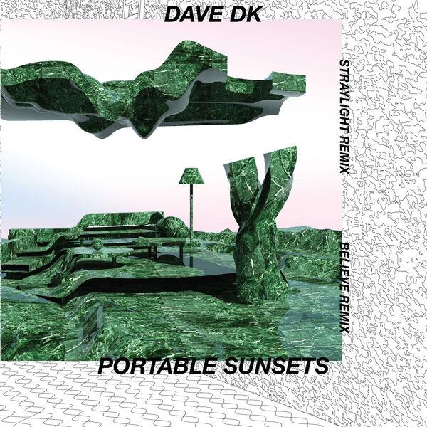 Portable Sunsets - Dave DK Remixes