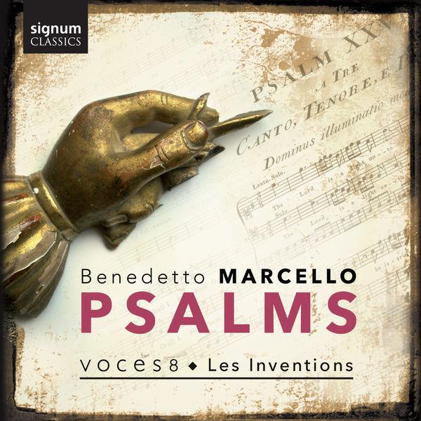Voces8 - Benedetto Marcello : Psalms