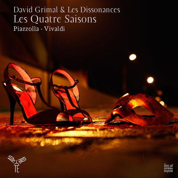 Les Dissonances|Piazzolla, Vivaldi : Les quatre saisons