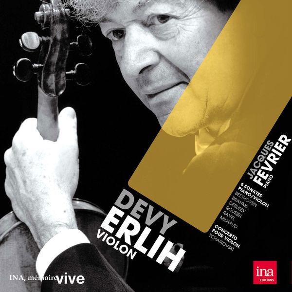Devy Erlih - Sonates pour violon et piano