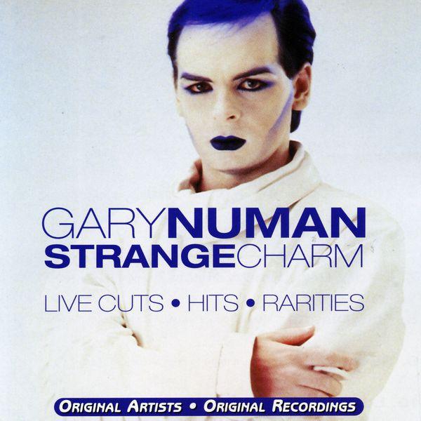 Gary Numan Strange Charm - Live Cuts, Hits, Rarities
