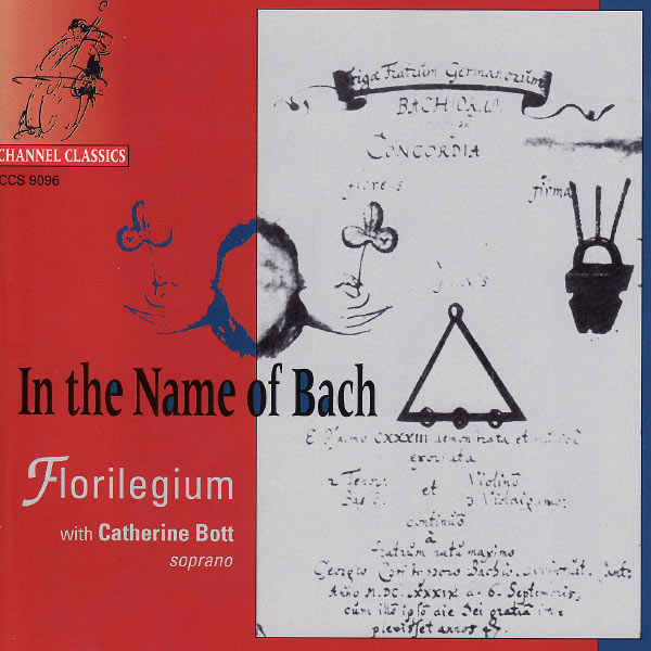 Florilegium - In the Name of Bach