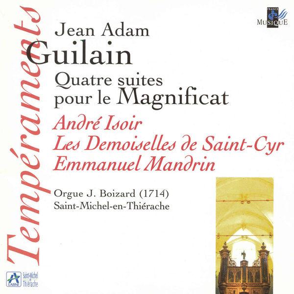 André Isoir - Pièces d'orgue pour le Magnificat