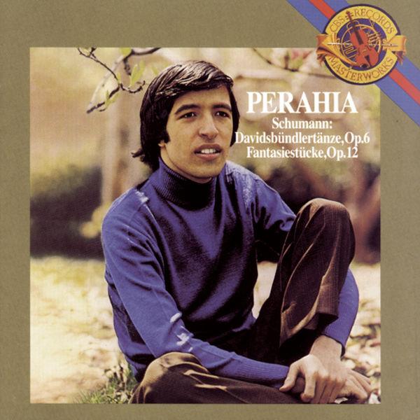 Murray Perahia - Schumann: Davidsbündlertänze, Op. 6 & Fantasiestücke, Op. 12