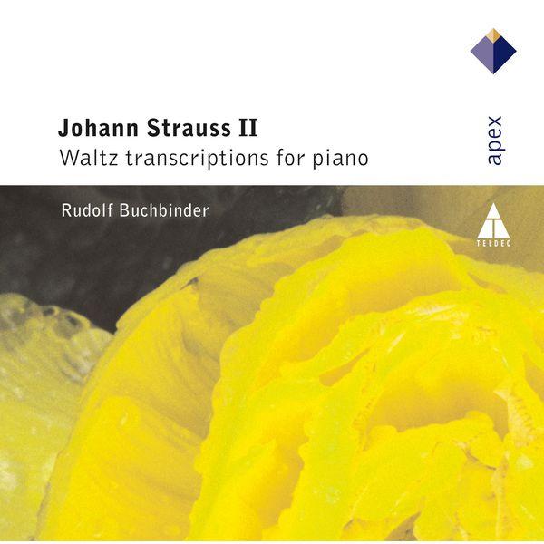 Rudolf Buchbinder - Strauss, Johann II : Waltz Transcriptions for Piano