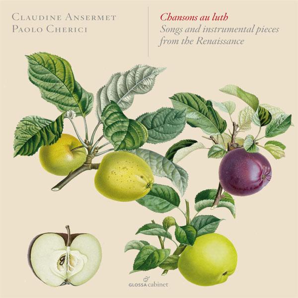 Claudine Ansermet - Chansons au luth