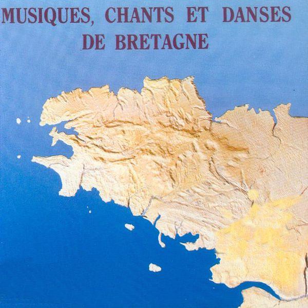 Various Artists - Musiques , chants et danses de Bretagne (Celtic music from Brittany - Keltia Musique)