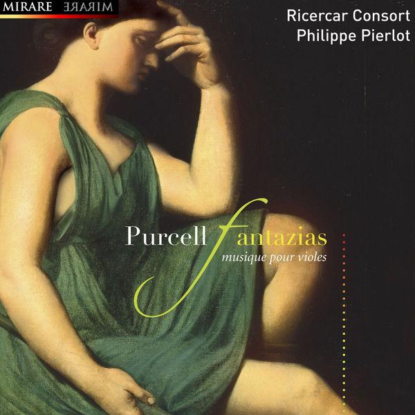 Philippe Pierlot - Purcell : Fantazias - Musique pour violes