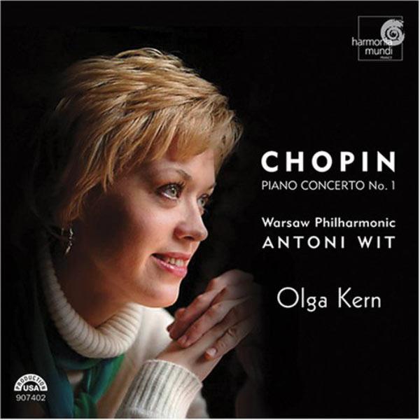 Olga Kern - Chopin: Piano Concerto No.1