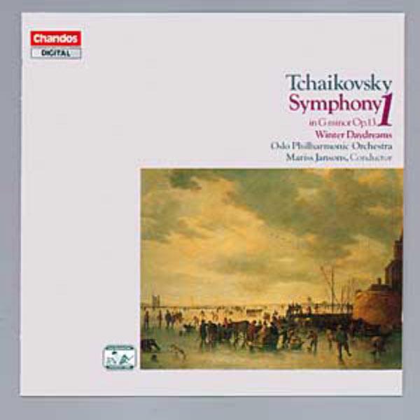 """Mariss Jansons - Piotr Ilyitch Tchaïkovski : Symphonie n° 1 en sol mineur, op. 13 """"Rêves d'hiver"""""""