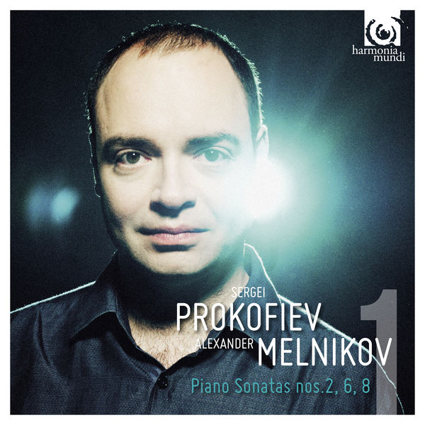 Alexander Melnikov - Prokofiev: Piano Sonatas Nos. 2, 6, 8
