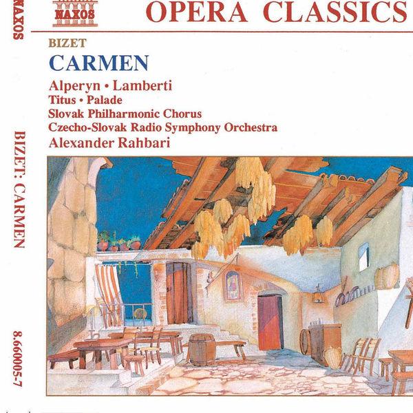 Graciela Alperyn - Bizet: Carmen