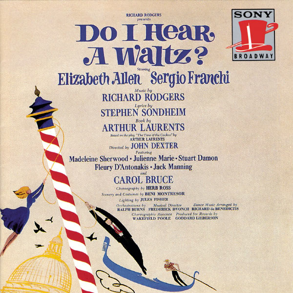 Original Broadway Cast - Do I Hear a Waltz? (Original Broadway Cast Recording)