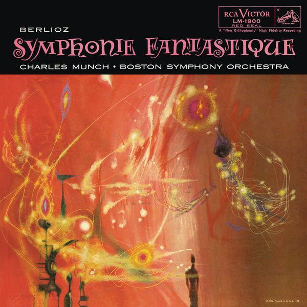 Charles Münch - Berlioz: Symphonie fantastique, Op. 14 (1954 Recording) (2005 SACD Remastered)
