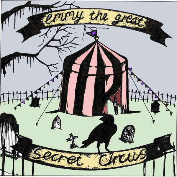 Emmy The Great Secret Circus (Emmy The Great)