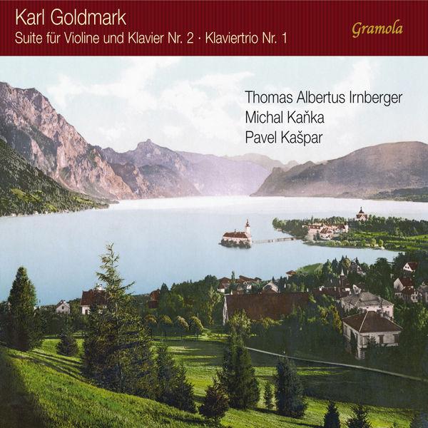 Thomas Albertus Irnberger - Goldmark: Chamber Works