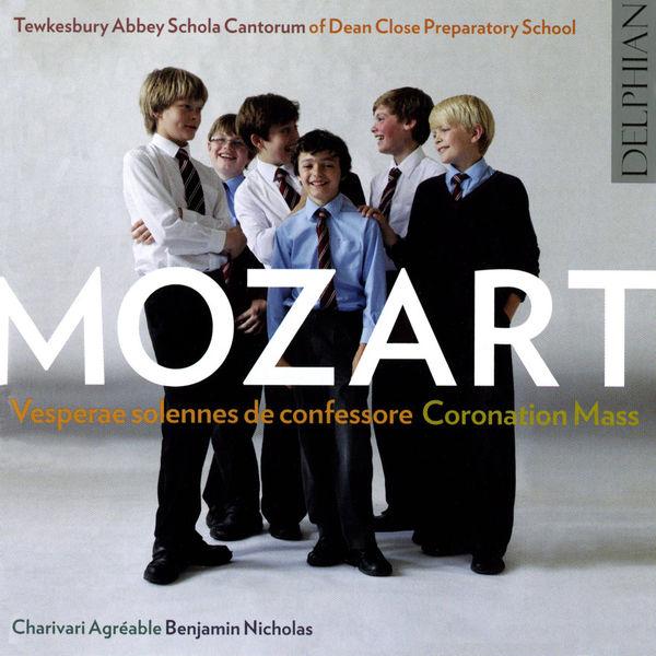 Mass Text - Mozart: Vesperae solennes de confessore & Coronation Mass