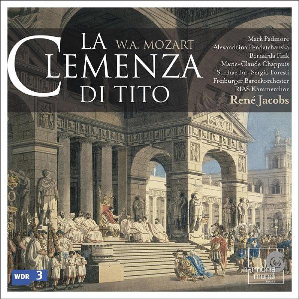 René Jacobs Mozart: La clemenza di Tito
